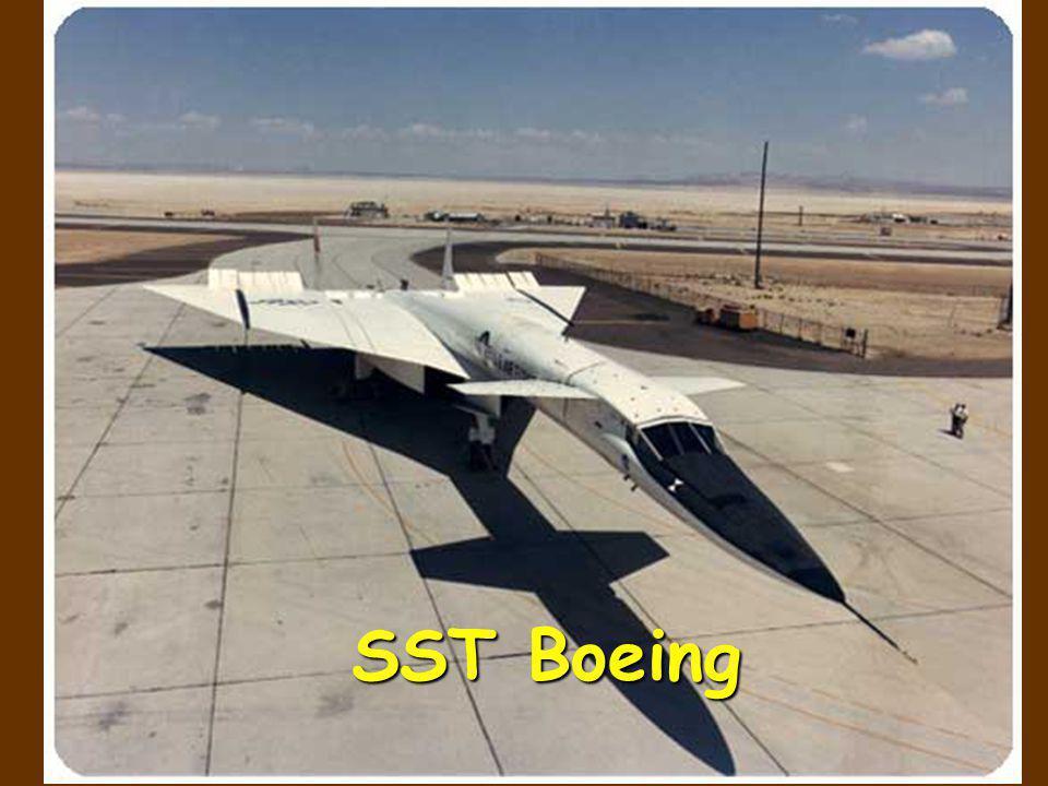 SST Boeing