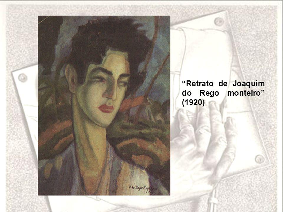 Retrato de Joaquim do Rego monteiro (1920)