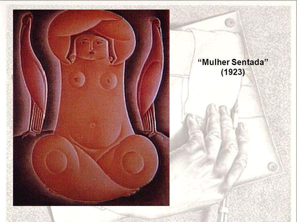 Mulher Sentada (1923)