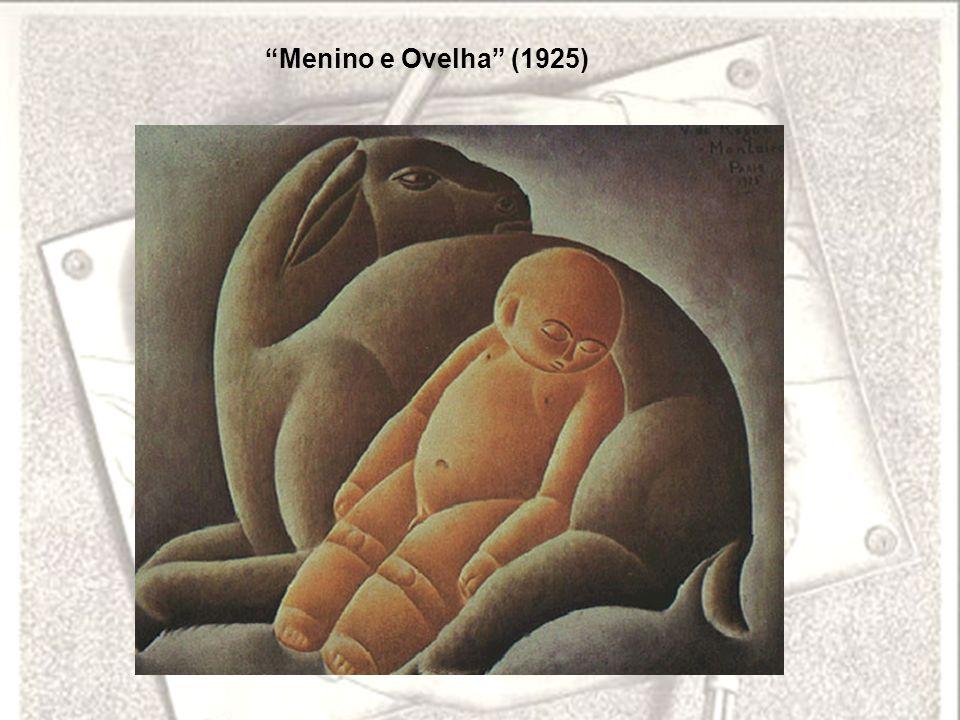 Menino e Ovelha (1925)