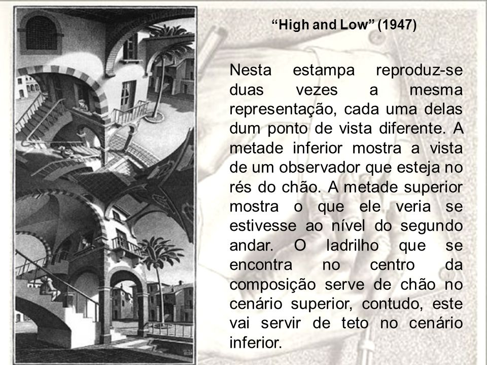 High and Low (1947)
