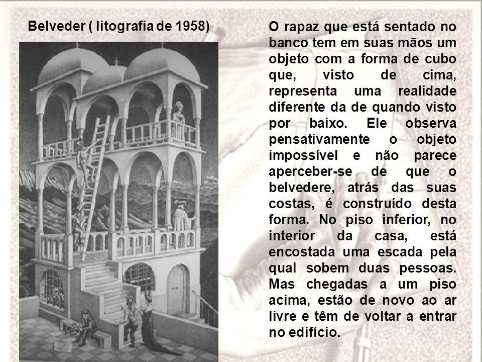 Belveder ( litografia de 1958)