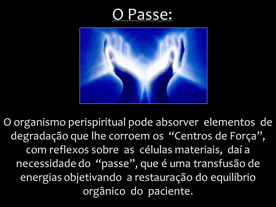 O Passe: