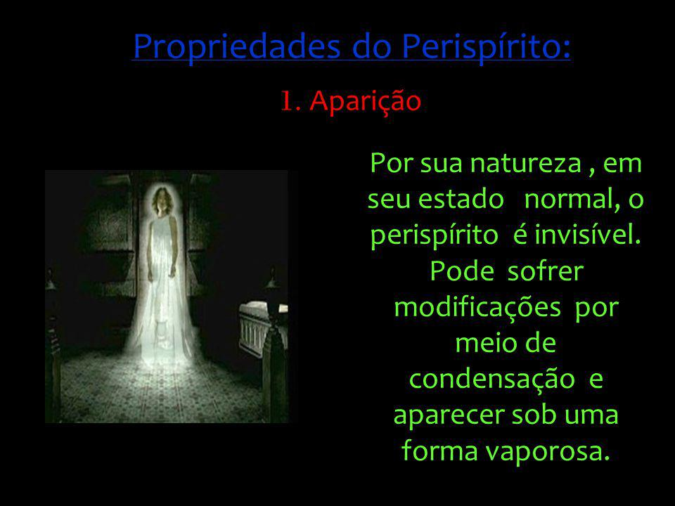Propriedades do Perispírito: