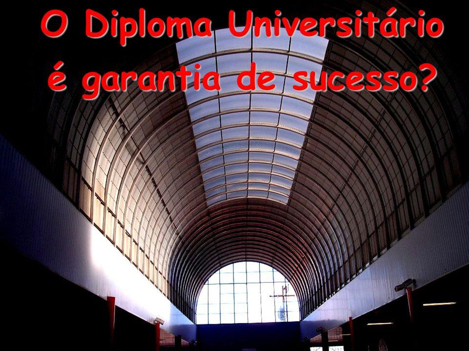O Diploma Universitário