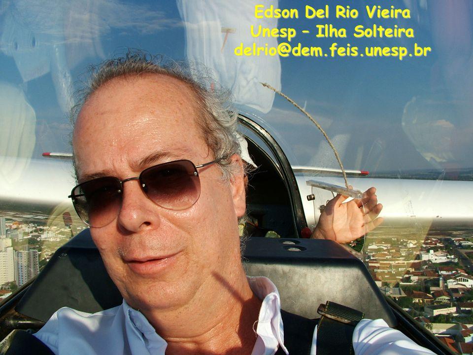 Edson Del Rio Vieira Unesp – Ilha Solteira delrio@dem.feis.unesp.br