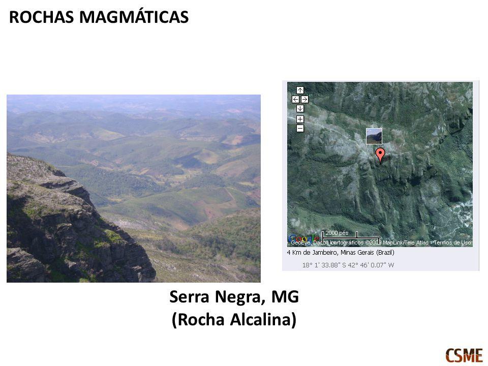 Serra Negra, MG (Rocha Alcalina)