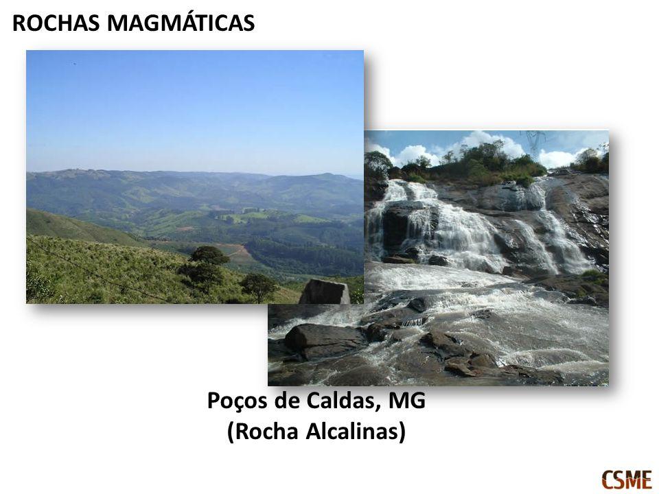Poços de Caldas, MG (Rocha Alcalinas)