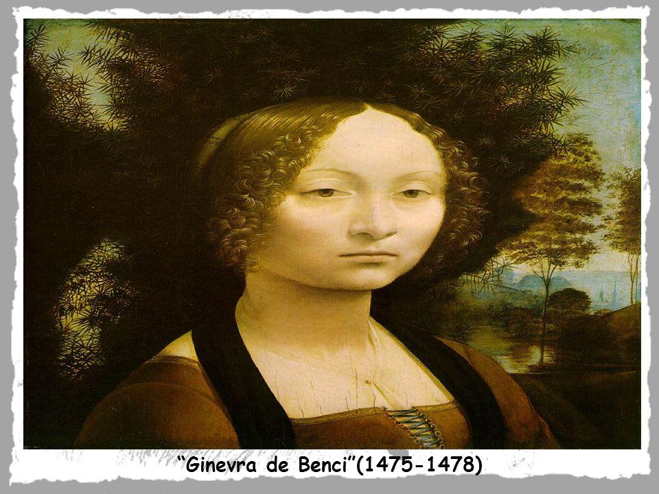 Ginevra de Benci (1475-1478)