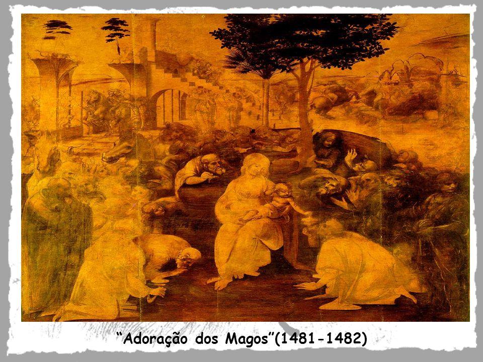 Adoração dos Magos (1481-1482)