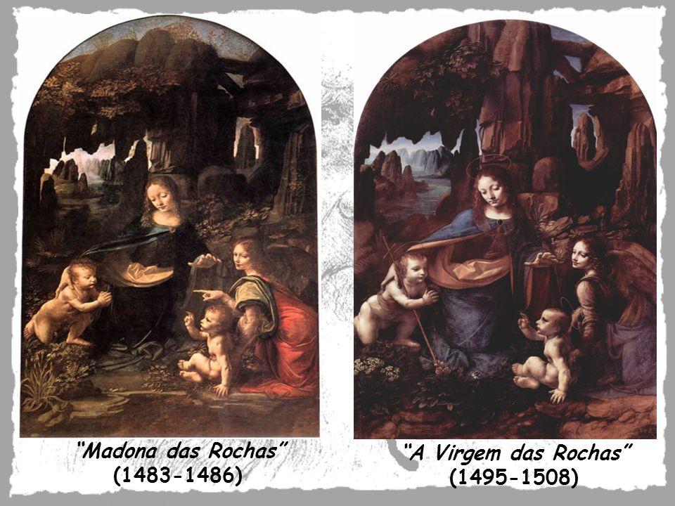 Madona das Rochas (1483-1486)