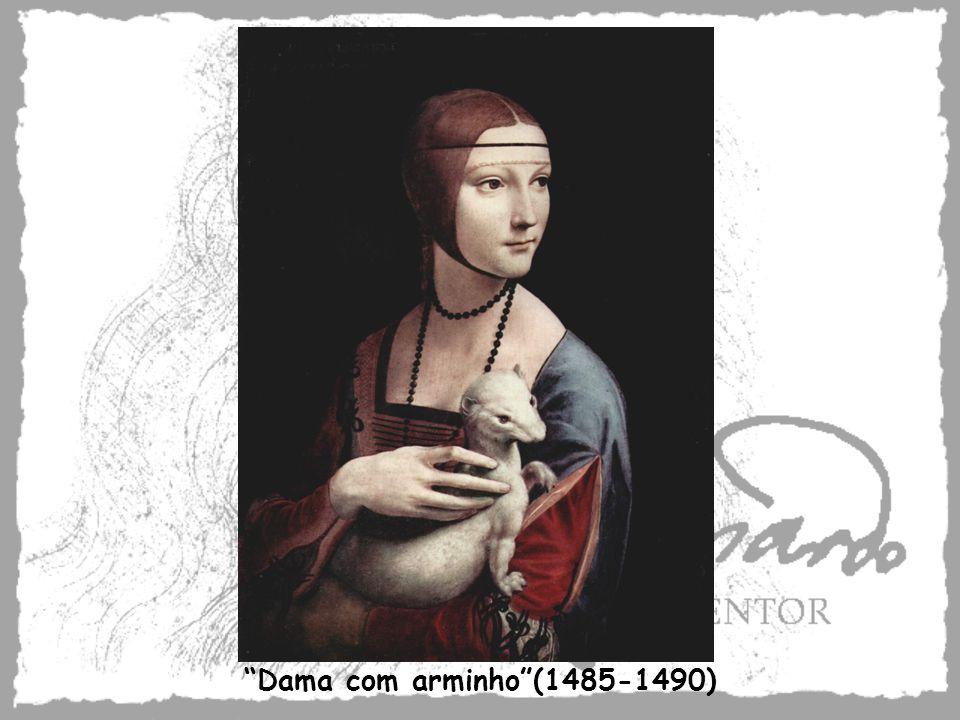 Dama com arminho (1485-1490)
