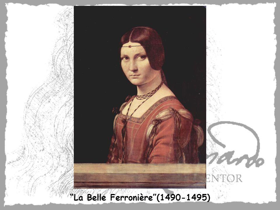 La Belle Ferronière (1490-1495)