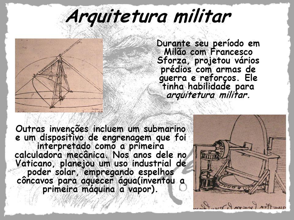 Arquitetura militar