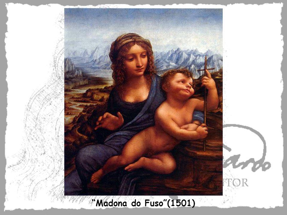 Madona do Fuso (1501)