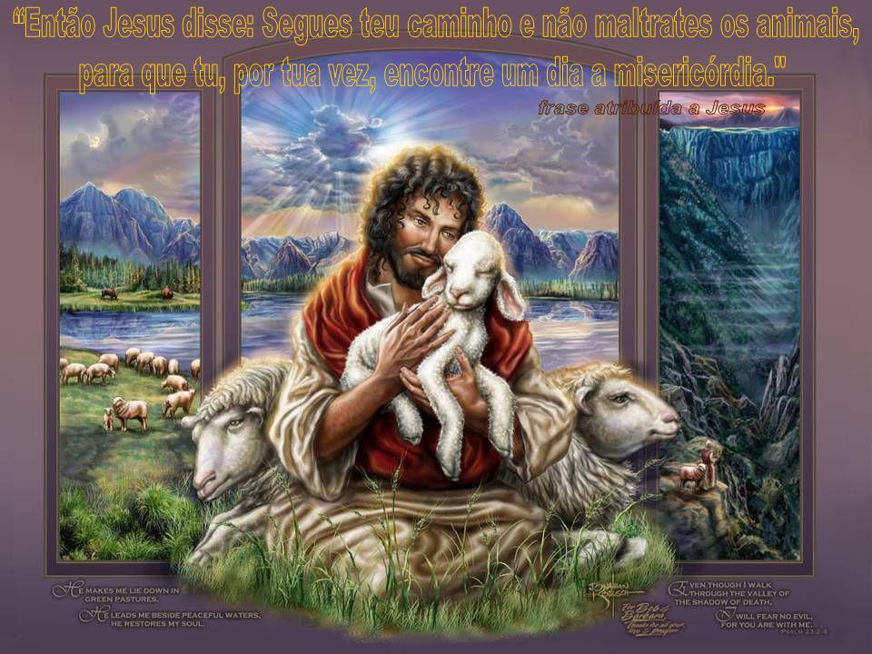 frase atribuída a Jesus