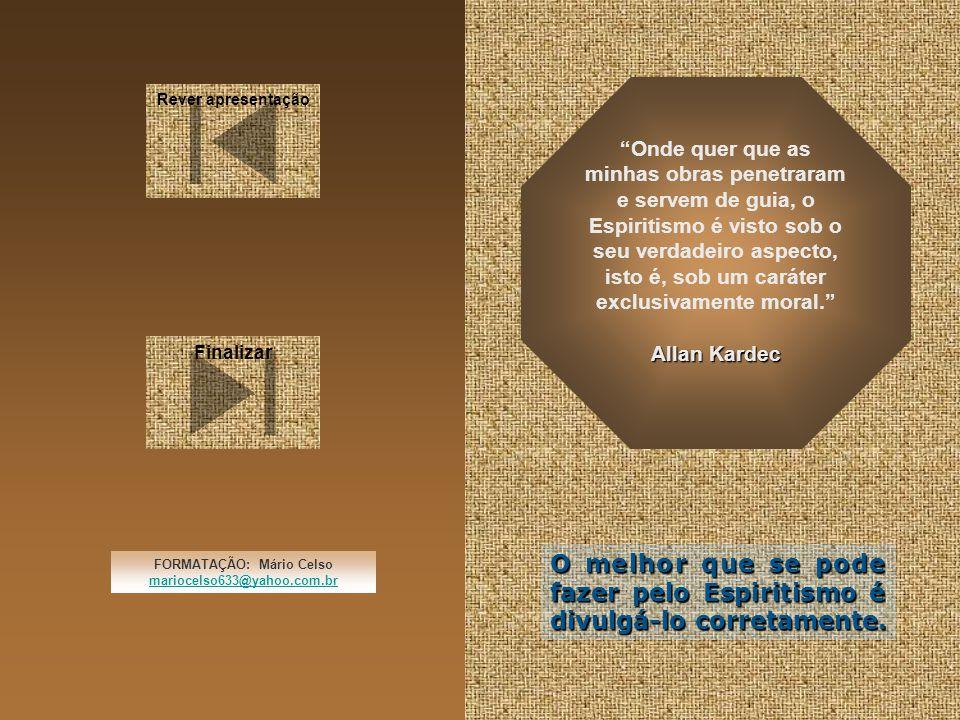 FORMATAÇÃO: Mário Celso mariocelso633@yahoo.com.br