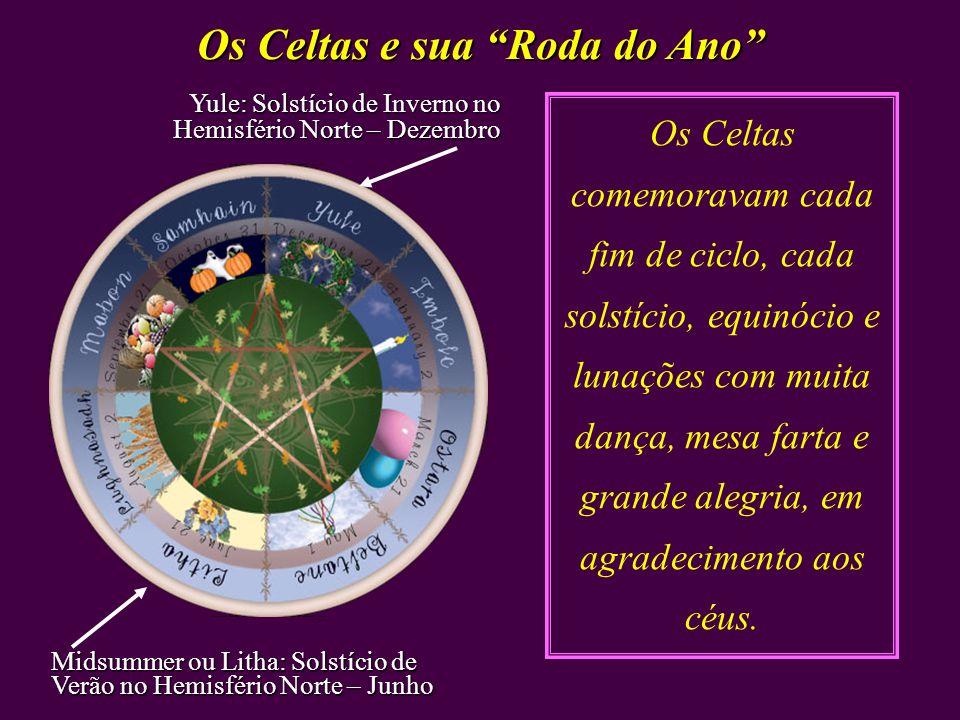Os Celtas e sua Roda do Ano