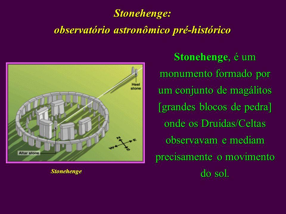 observatório astronômico pré-histórico