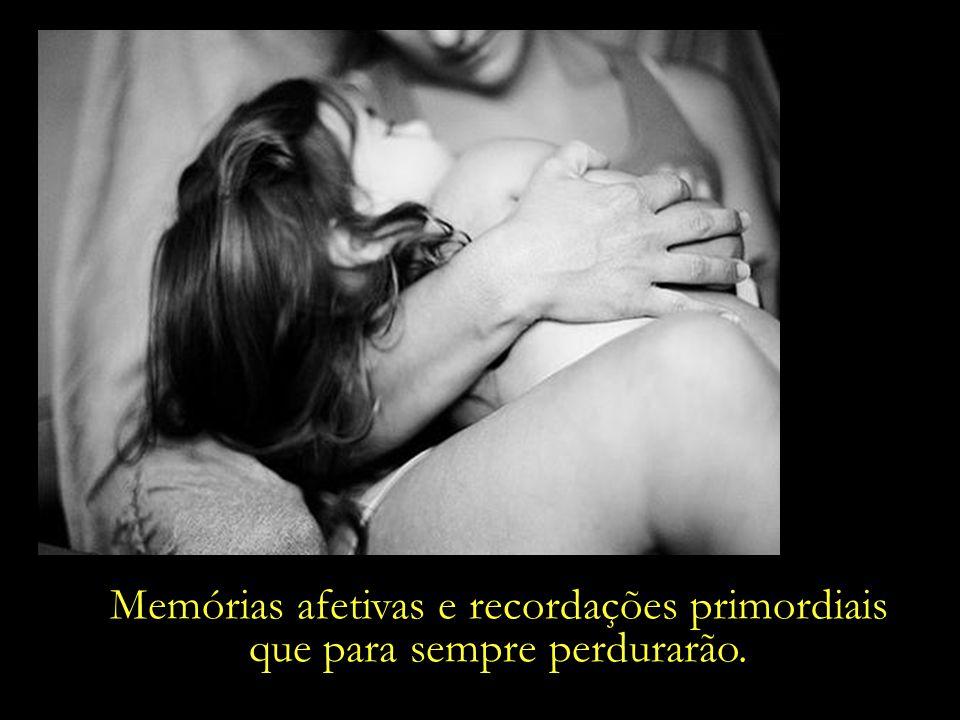 Memórias afetivas e recordações primordiais