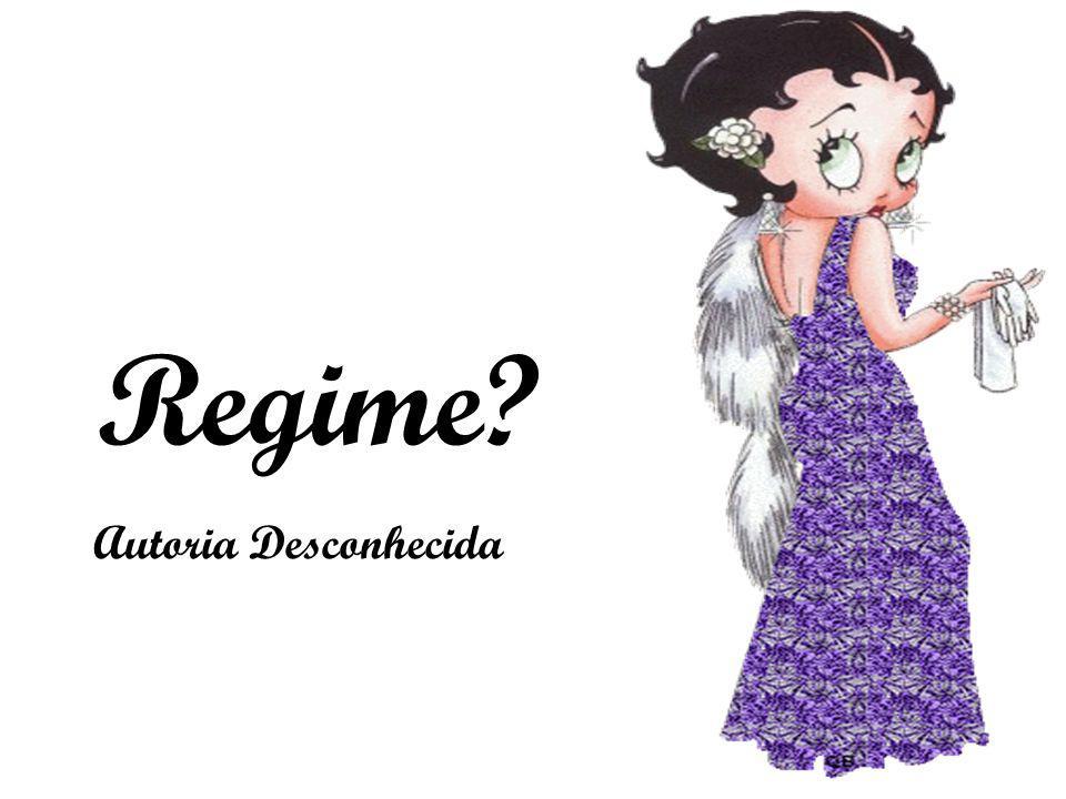 Regime Autoria Desconhecida