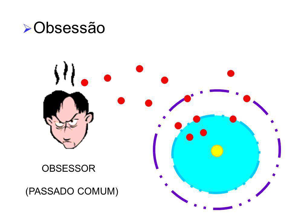 Obsessão OBSESSOR (PASSADO COMUM)