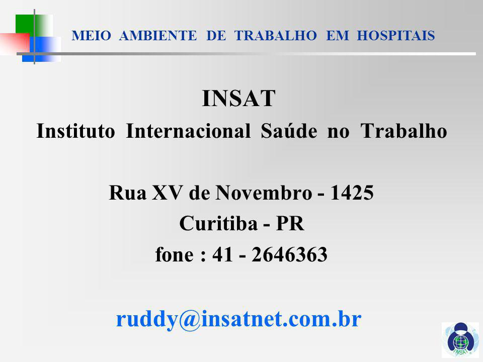 Instituto Internacional Saúde no Trabalho