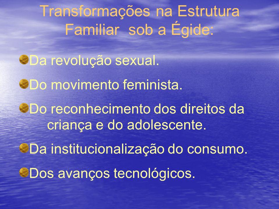 Transformações na Estrutura Familiar sob a Égide:
