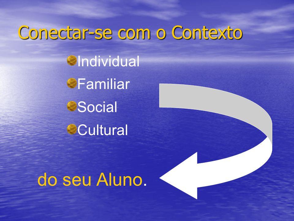 Conectar-se com o Contexto