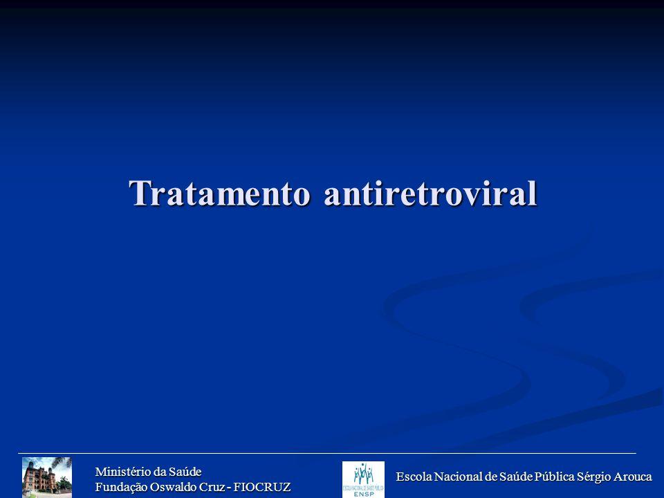 Tratamento antiretroviral