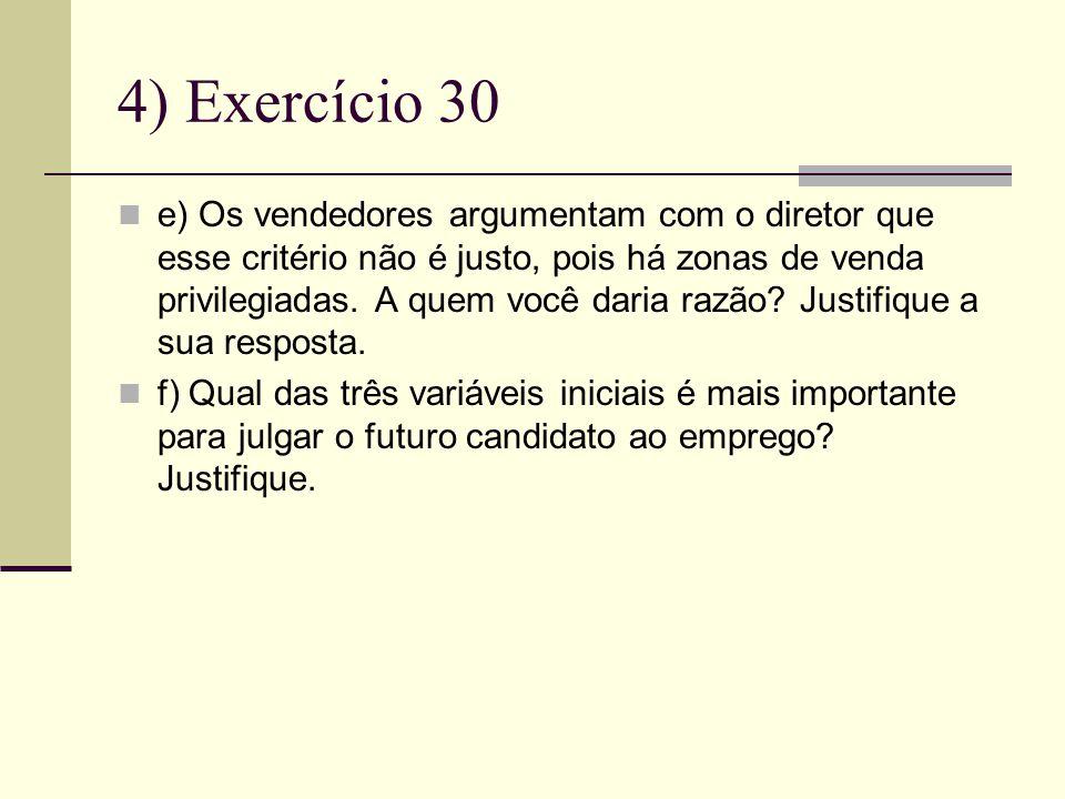 4) Exercício 30