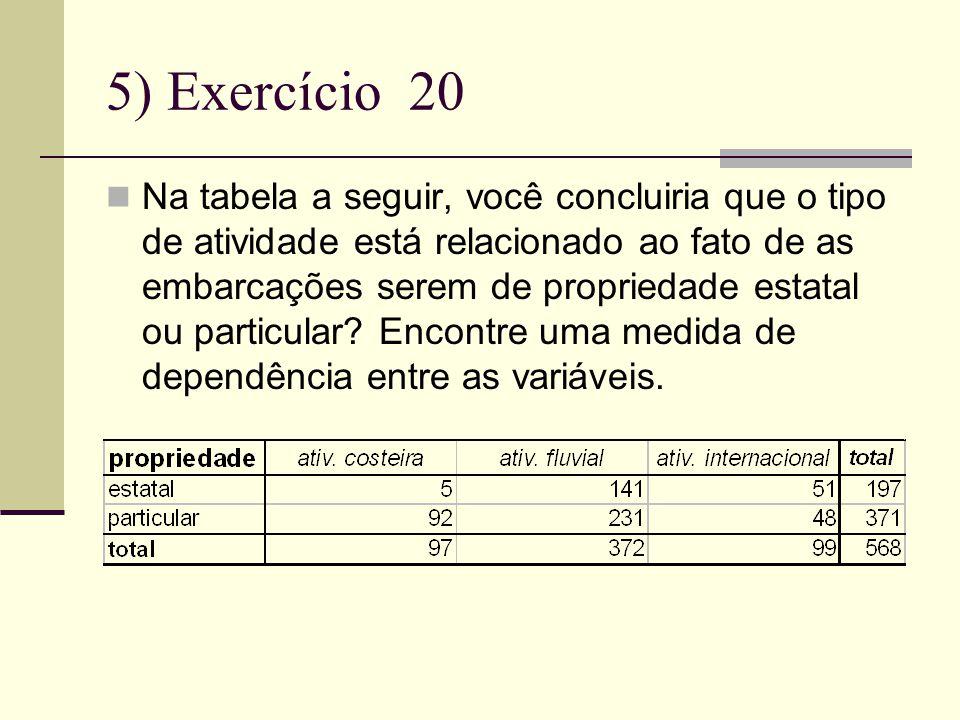 5) Exercício 20