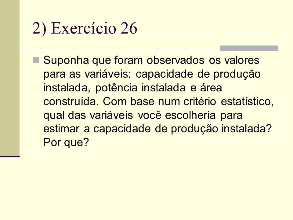 2) Exercício 26
