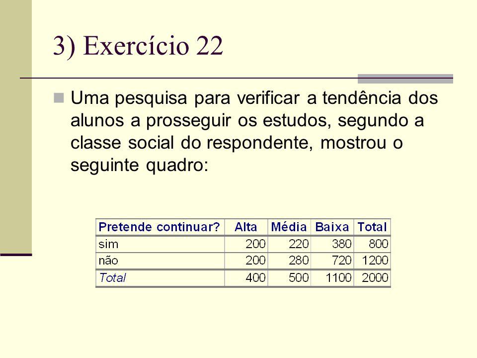 3) Exercício 22