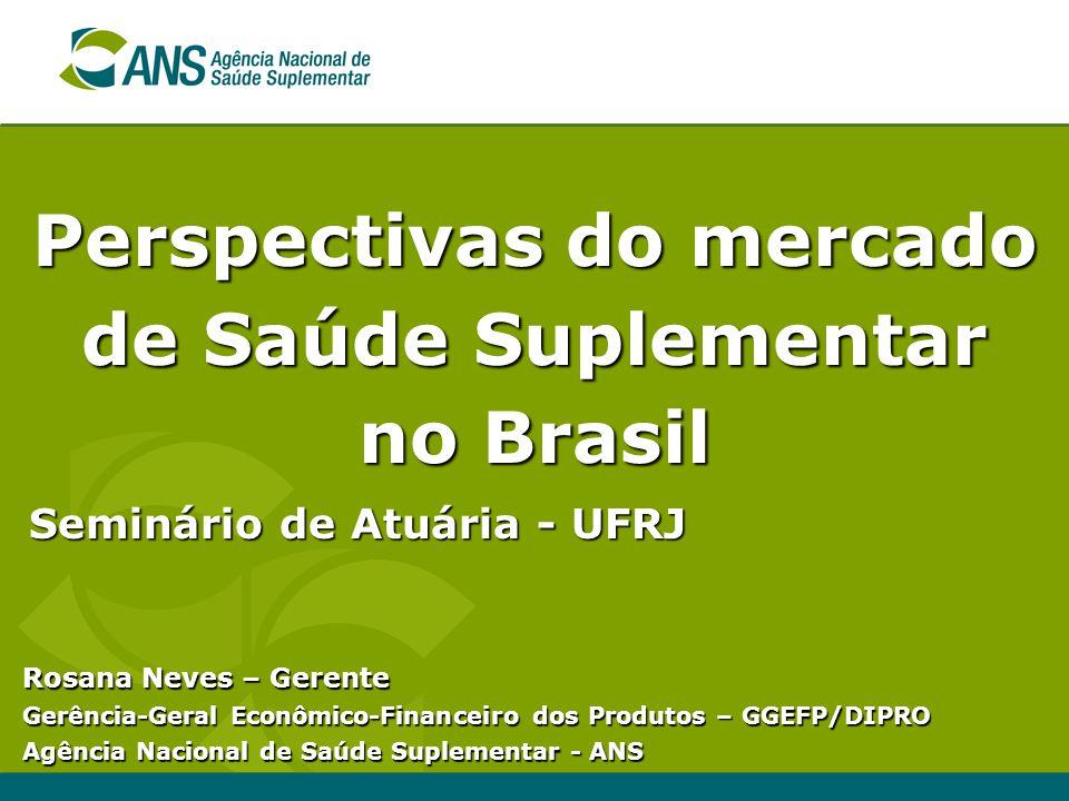Perspectivas do mercado de Saúde Suplementar no Brasil