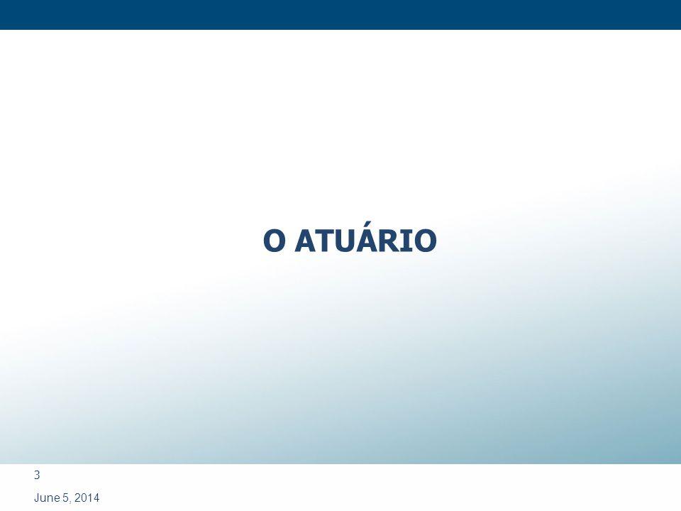 O ATUÁRIO April 1, 2017