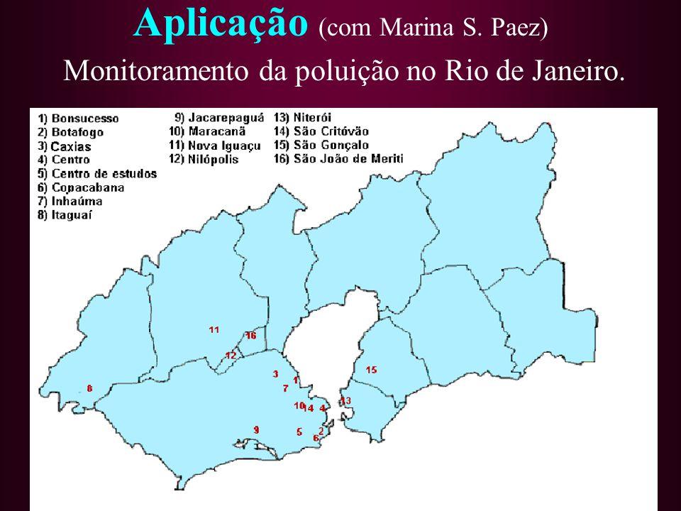 Aplicação (com Marina S. Paez)