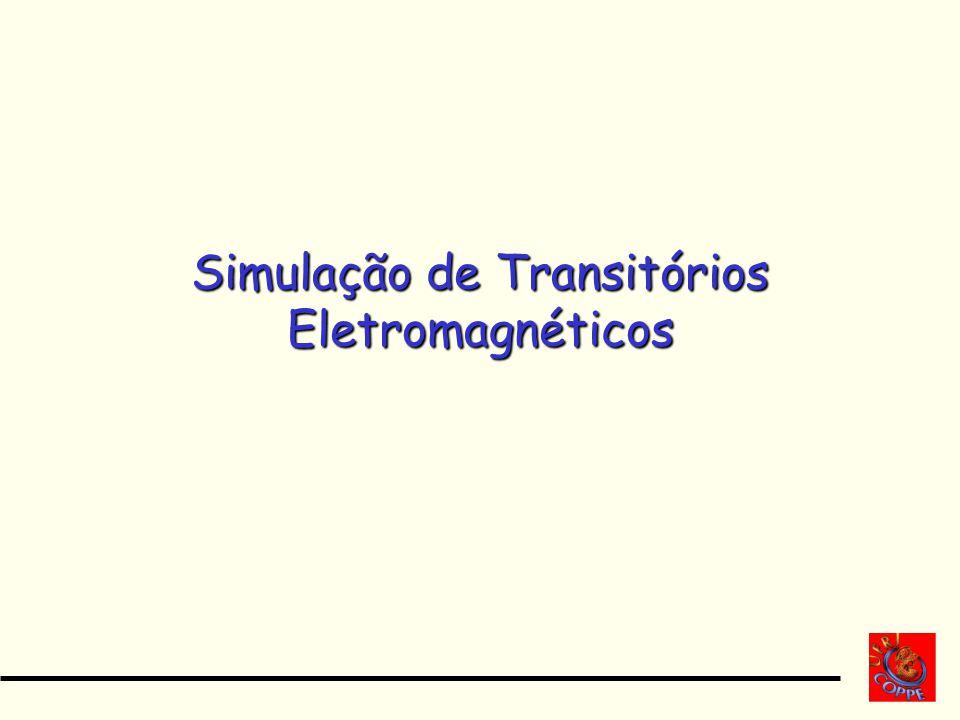 Simulação de Transitórios Eletromagnéticos