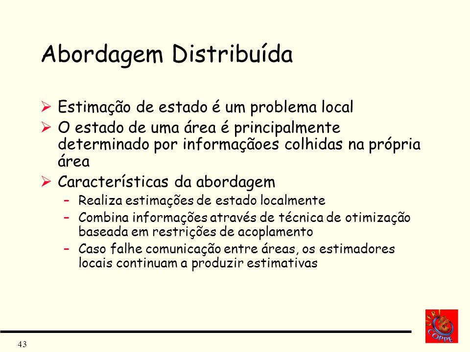 Abordagem Distribuída