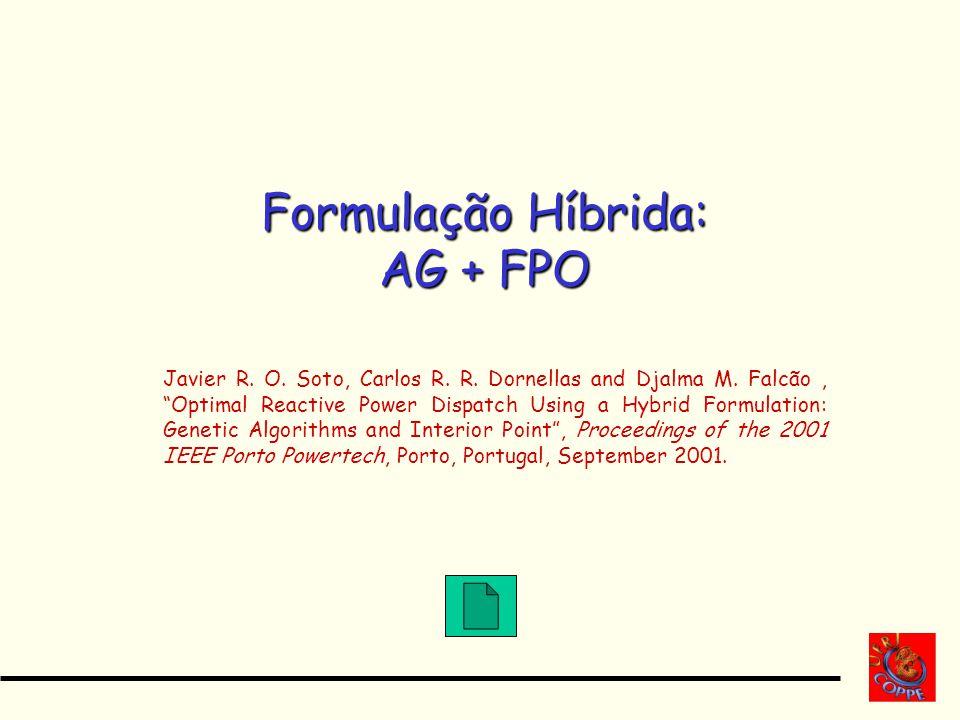 Formulação Híbrida: AG + FPO