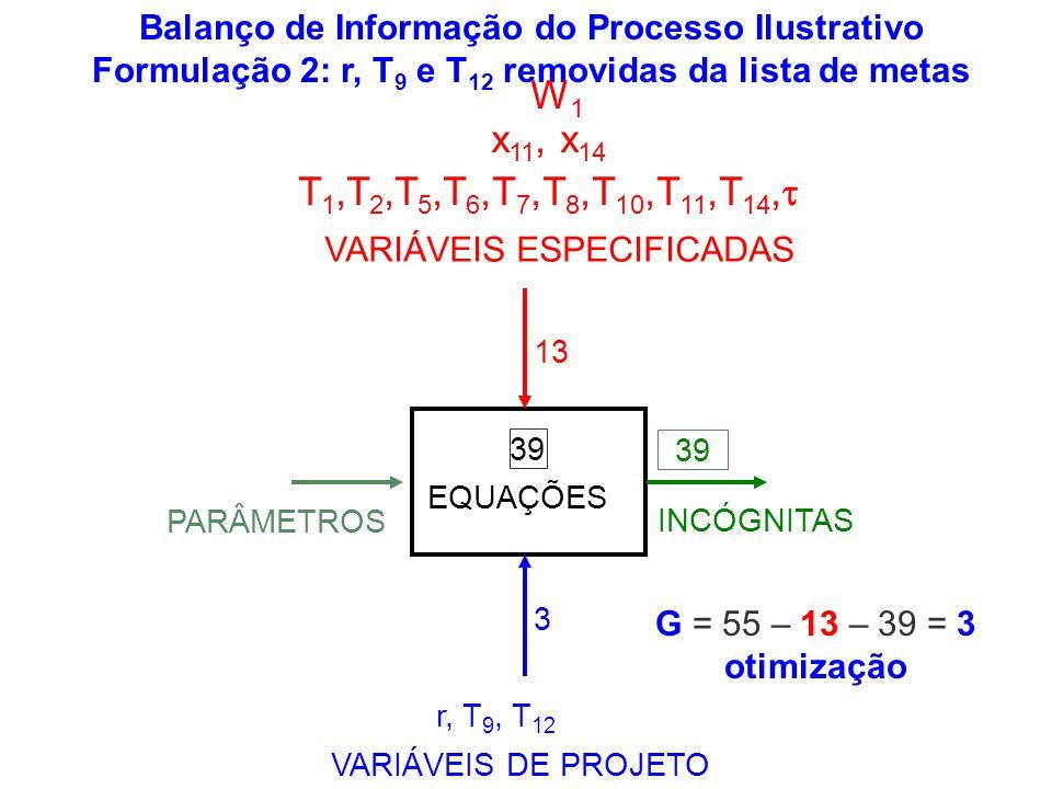 Formulação 2: r, T9 e T12 removidas da lista de metas
