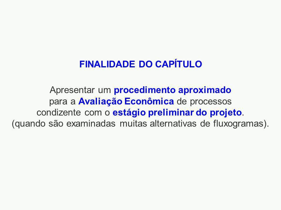 FINALIDADE DO CAPÍTULO