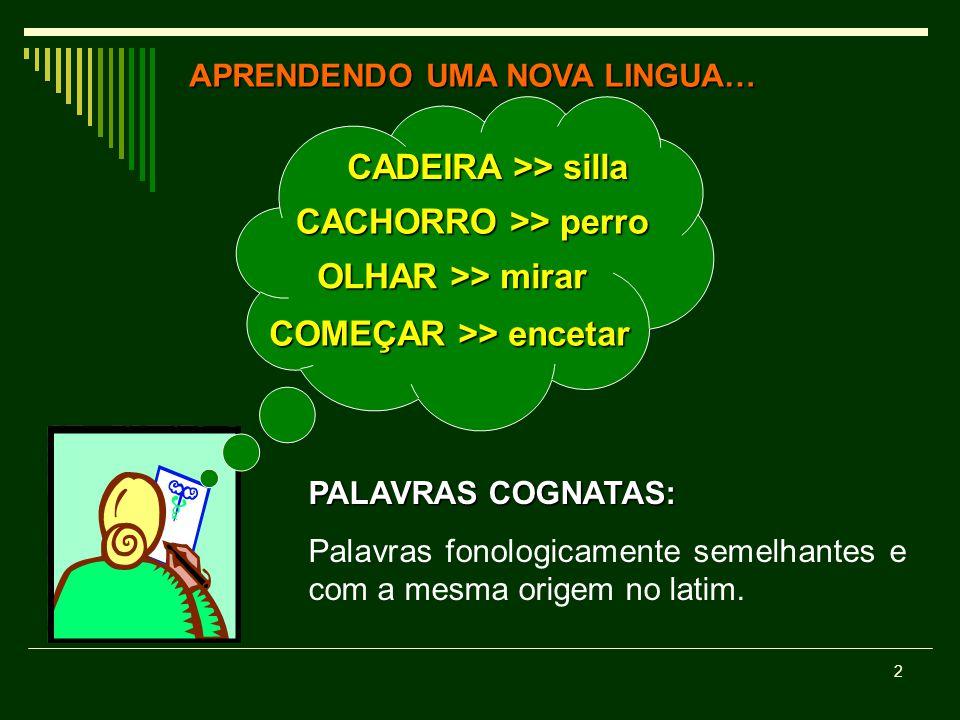 CADEIRA >> silla