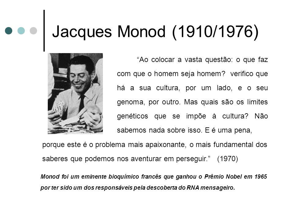 Jacques Monod (1910/1976)