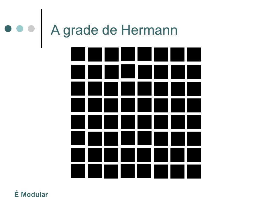 A grade de Hermann É Modular