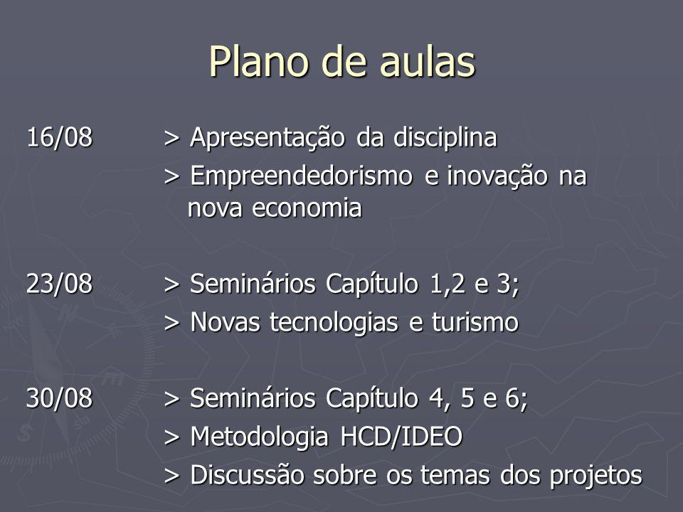 Plano de aulas 16/08 > Apresentação da disciplina