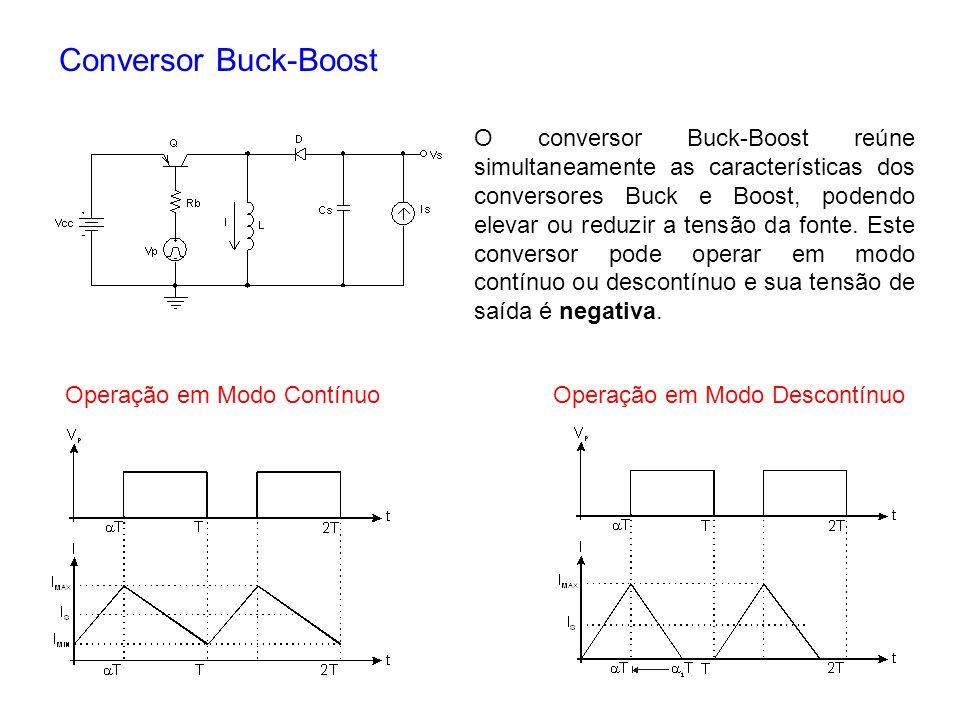 Conversor Buck-Boost