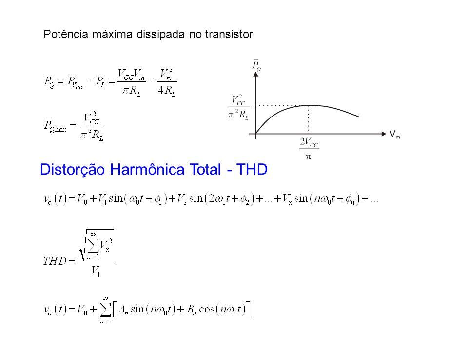 Distorção Harmônica Total - THD