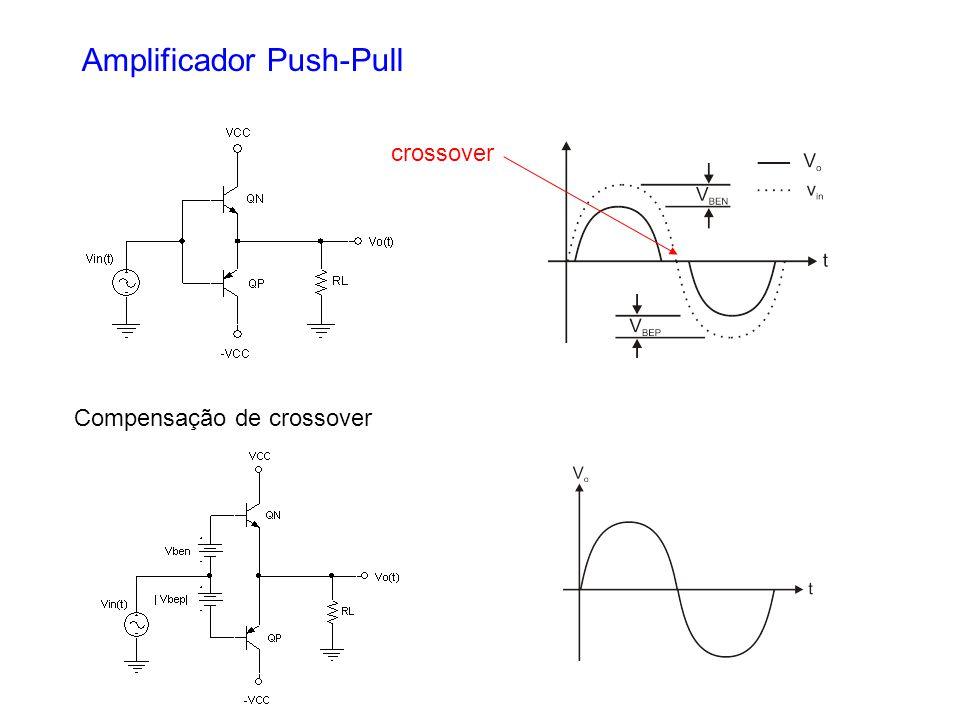 Amplificador Push-Pull