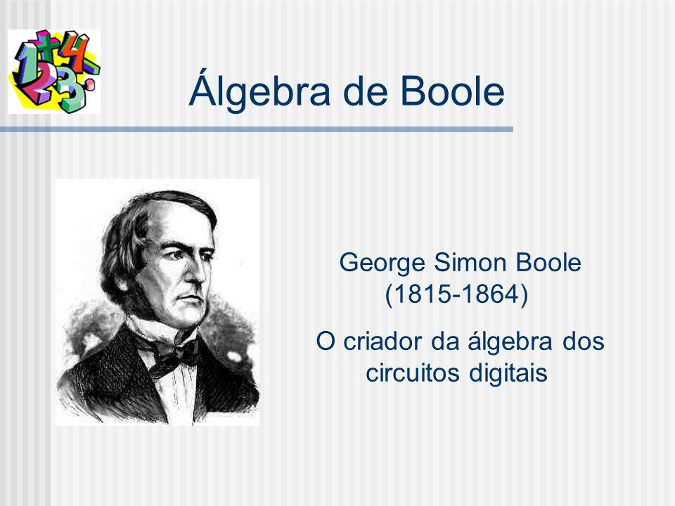 O criador da álgebra dos circuitos digitais